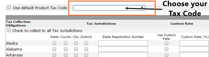 choose-tax-code