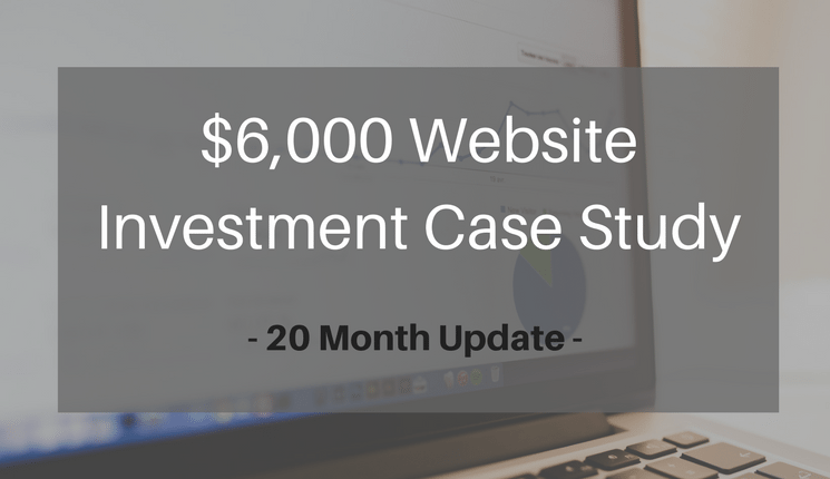 The 20 month update on the 6000 website investment passion into the 20 month update on the 6000 website investment passion into paychecks solutioingenieria Images